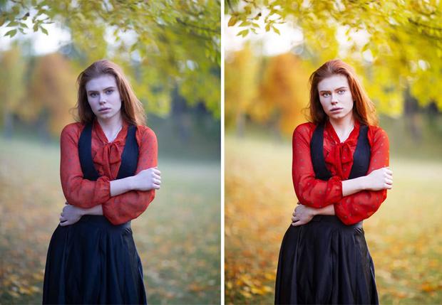 Фото №8 - Фотограф эксперимента ради показала, что такое обработка снимка за 25 центов, 5 долларов и 10 долларов