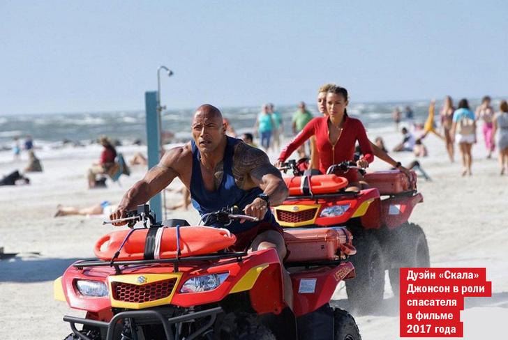 Фото №8 - Купание красного купальника: реальная история культового сериала «Спасатели Малибу»