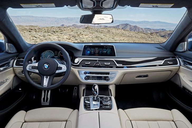 Фото №3 - BMW M760Li xDrive: 12 цилиндров седьмой серии