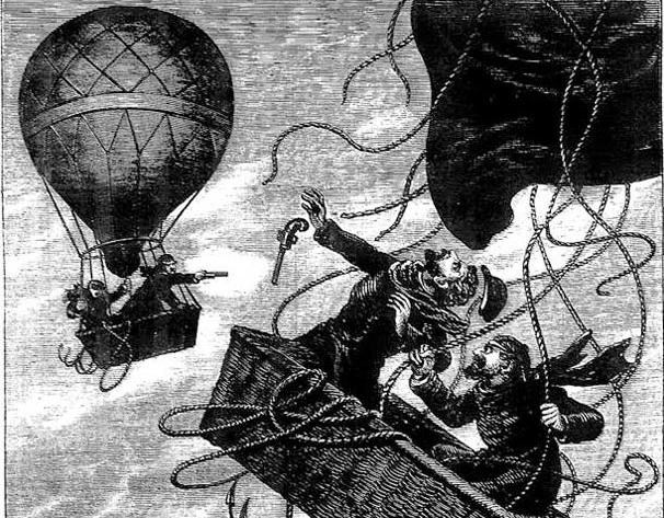 Фото №2 - На бильярдных шарах и зараженных сосисках: самые нелепые дуэли в истории