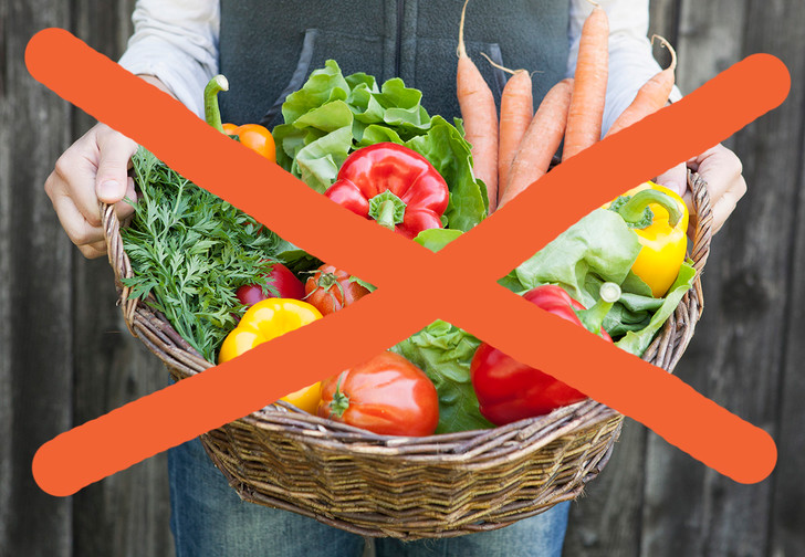 Фото №1 - Вот единственный овощ, который имеет смысл есть