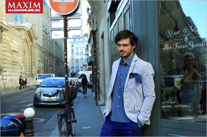Фото №7 - Стиль месяца: синие человечки