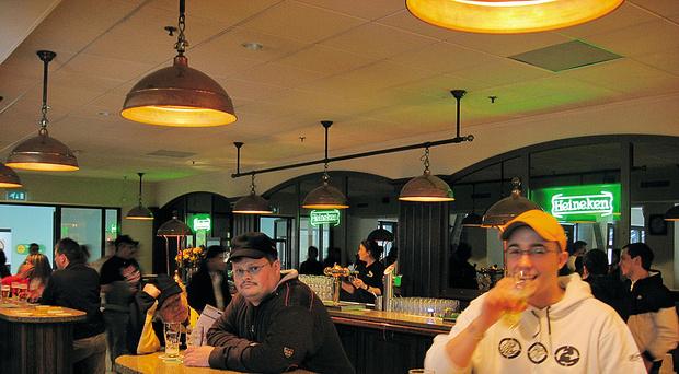 Фото №3 - Музей Heineken Experience