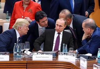 Масштаб личности: лучшие шутки о прифотошопленном Путине на саммите G20