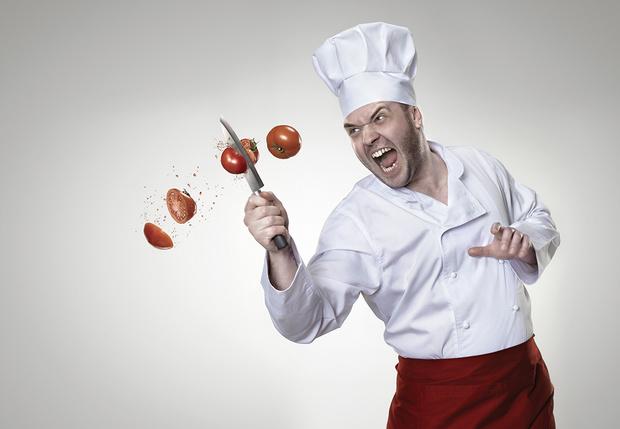 Фото №1 - Как быстро резать овощи