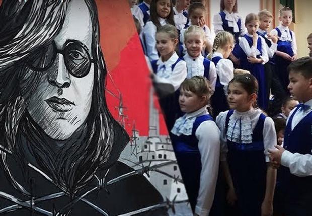 Фото №1 - Детский хор исполнил песню Егора Летова (трогательное видео)