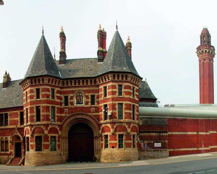 Старый корпус тюрьмы Стрэйнджуэйс