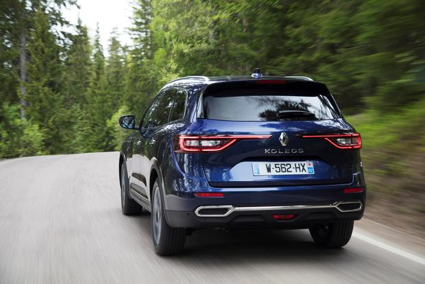 Фото №10 - Renault Koleos: больше, чем ожидаешь