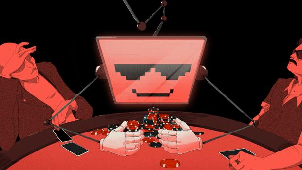 Фото №1 - Искусственный интеллект обыграл человека и в покер