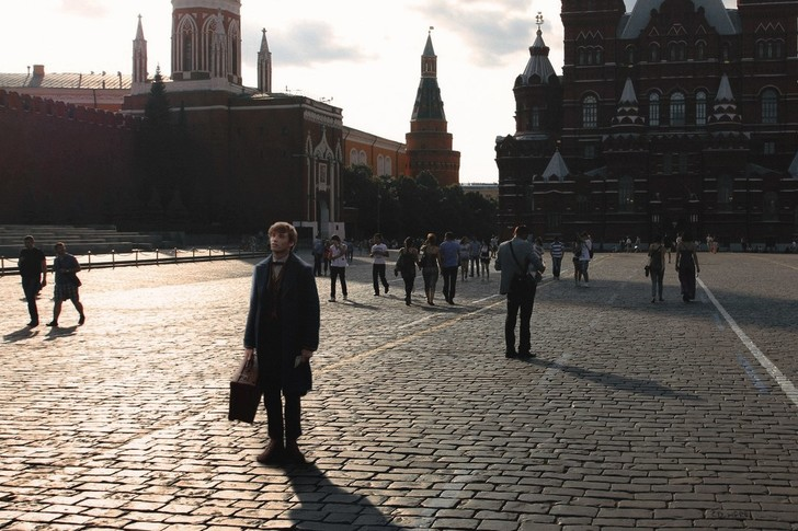 Фото №17 - Вот что получилось бы, если бы голливудские фильмы снимали в России!