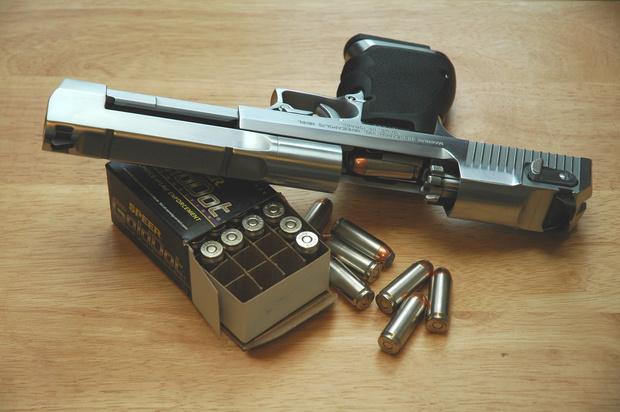 Фото №4 - 8 самых мощных пистолетов