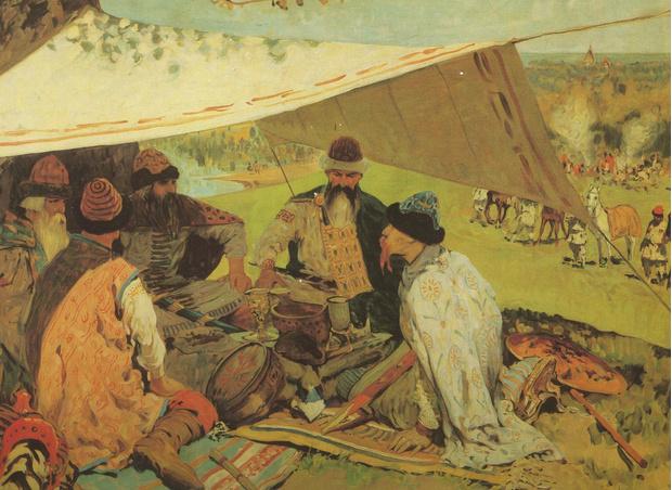 Фото №1 - Резня в день пророка Ильи: «Игра престолов» в Древней Руси