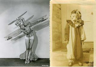 Нелепые и идиотские наряды на Хеллоуин из далекого и полудалекого прошлого