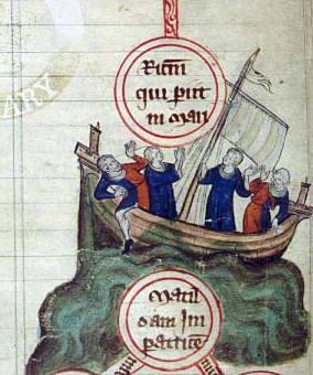 Фото №2 - «Титаник» XII века: кораблекрушение, изменившее историю