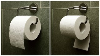 То, как ты вешаешь туалетную бумагу, говорит о твоем характере