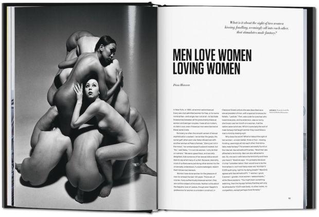 Фото №3 - «Лесбиянки — для мужчин»: самый неожиданный фотоальбом года!