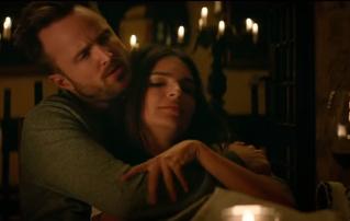 Эмили Ратаковски и Аарон Пол в новом эротическом триллере (первый трейлер)