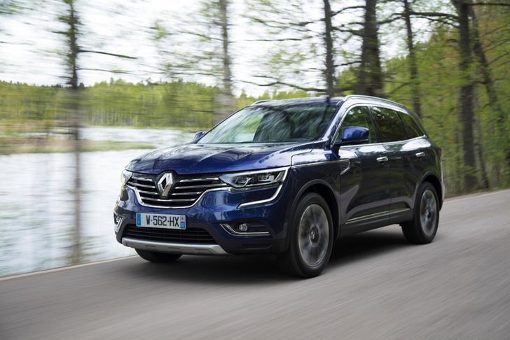 Фото №8 - Renault Koleos: больше, чем ожидаешь