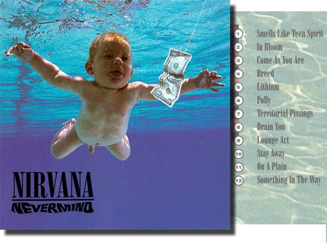 Фото №1 - 8 фактов об альбоме Nevermind группы Nirvana