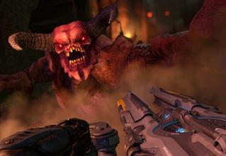 DOOM: новый адский и кровавый трейлер! Да здравствует сатана!