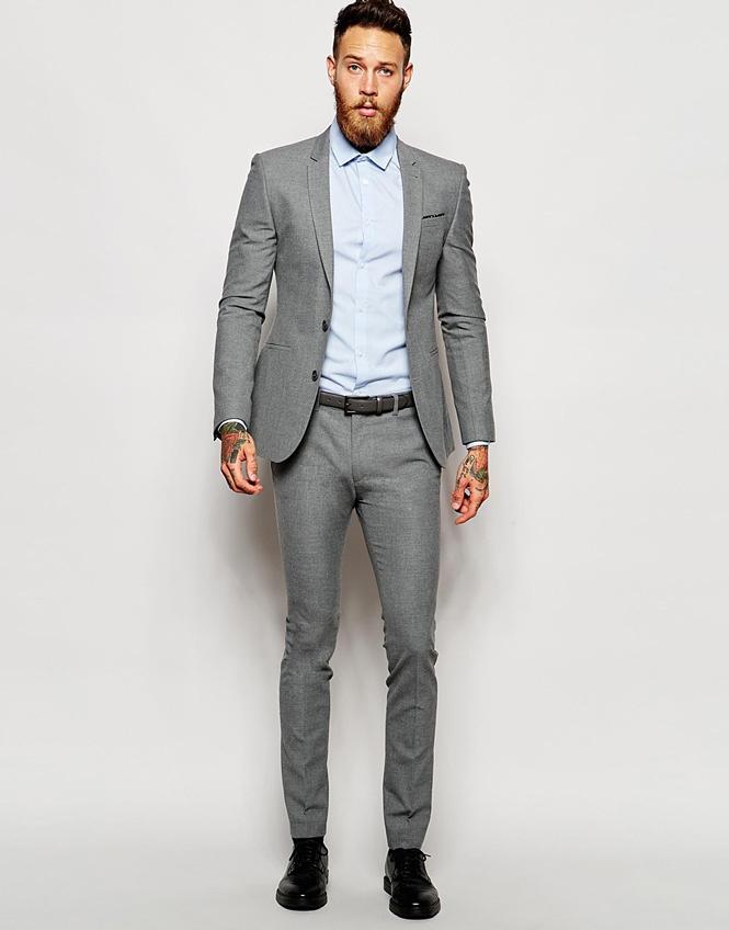 Костюмные брюки не должны быть слишком узкими