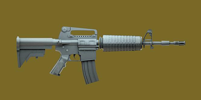 Colt Commando М4