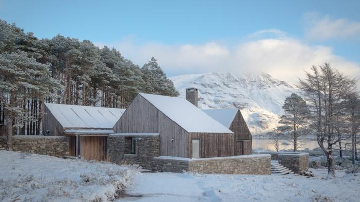 Фото №1 - Вот как выглядит дом, получивший премию «Дом года — 2018»