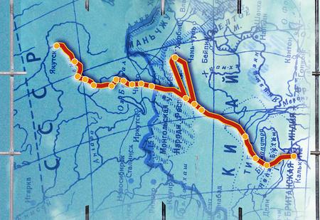 От вертухаев к попугаям. История эпического побега из ГУЛАГа в Тибет