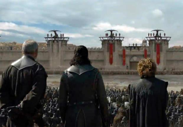 Фото №1 - Вышел трейлер 5-й серии финала «Игры престолов»
