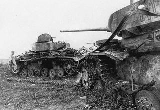 Танковый бой под Прохоровкой: что же там происходило