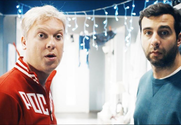 Фото №1 - В Сети появился «честный трейлер» фильма «Елки». И он очень смешной!