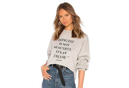 Компания выпустила свитшоты с обидными слоганами, чтобы поддержать женщин. Но поняли ее не все