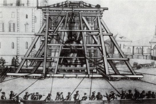 Фото №3 - 11 звонких фактов о Царь-колоколе