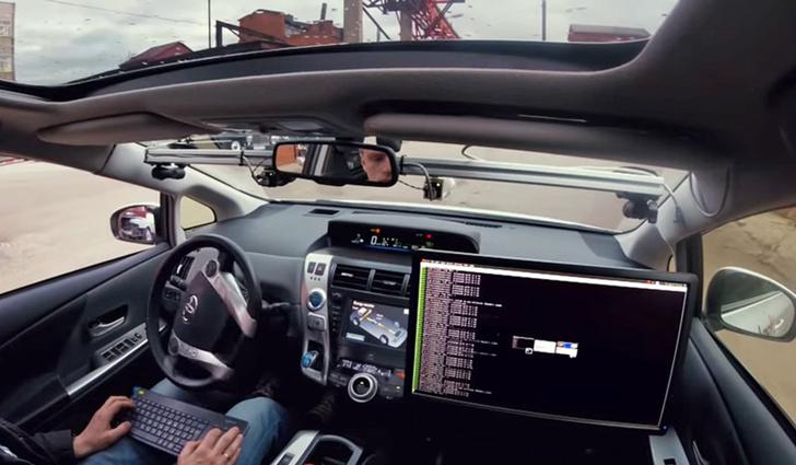 Фото №3 - Яндекс.Такси испытывает собственный беспилотный автомобиль