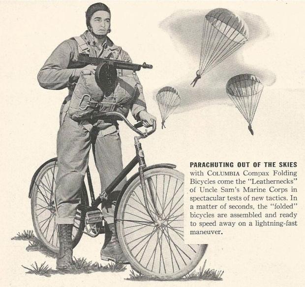 Фото №40 - Непридуманная история велосипедных войск