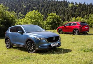 Кое-что о новом поколении Mazda CX-5