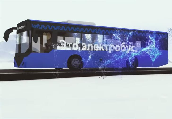 Фото №1 - «А это — электробус, мать его». Московский департамент транспорта попытался снять «молодежную» рекламу, но вышло как обычно (видео)