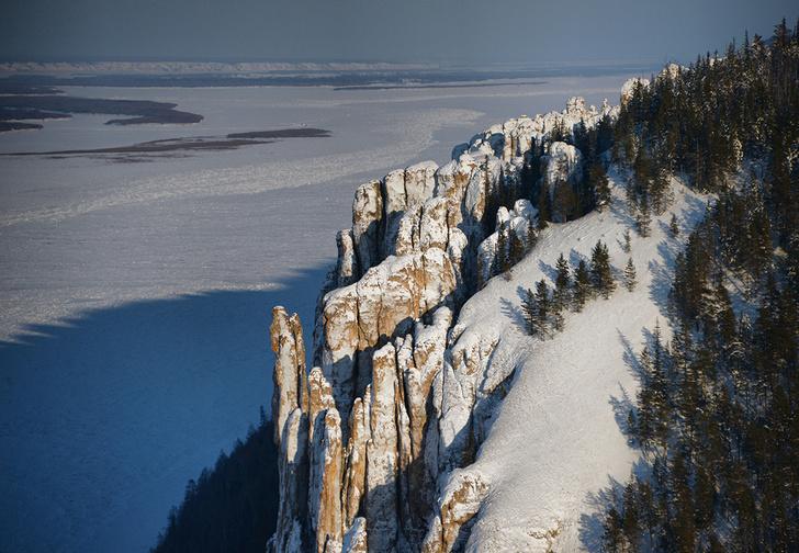 Фото №4 - Осмотр на месте: Ленские столбы, Якутия