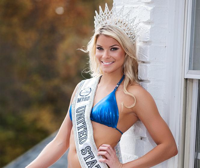 Уитни Миллер — «Мисс США» 2012-го