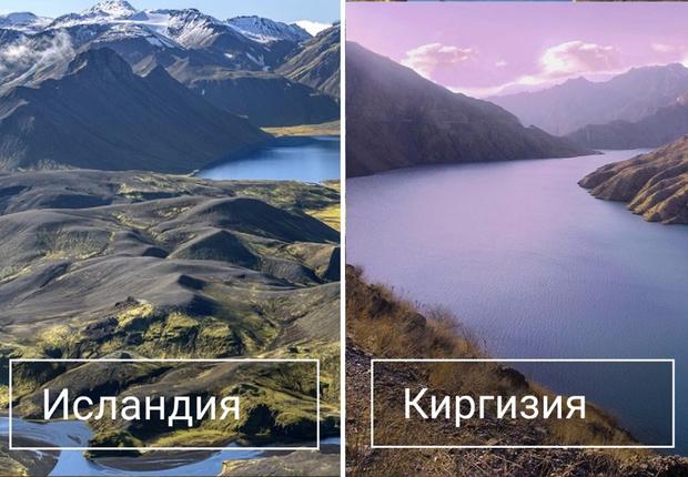 Фото №1 - Киргизия — це Европа: девушка наглядно доказала, что Кыргызстан не отличается от западных стран