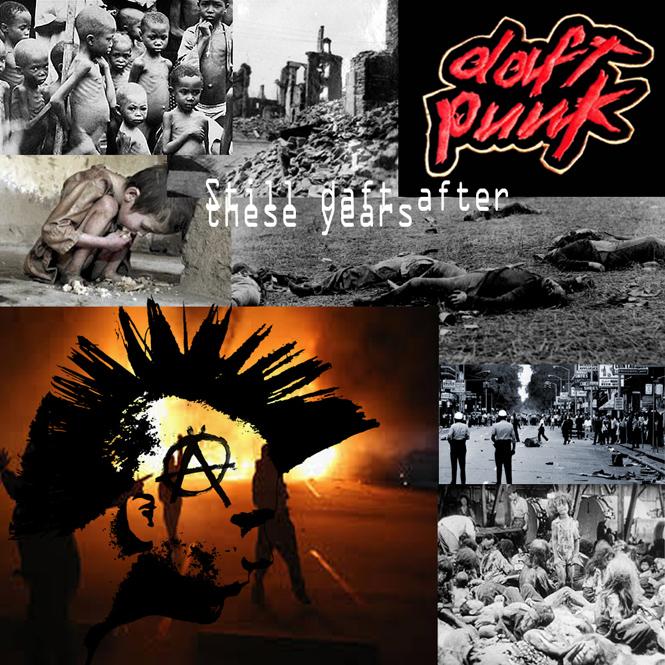 Фото №2 - Как действительно должны выглядеть обложки дисков известных рок-групп!