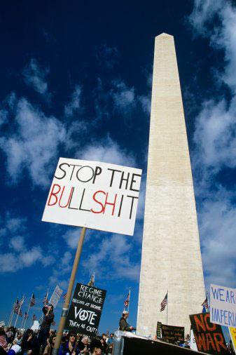 Фото №7 - Протестные настроения