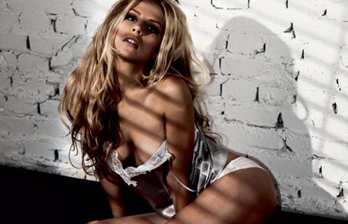 Фото №10 - 100 самых сексуальных женщин страны 2013. Места с 50 по 41