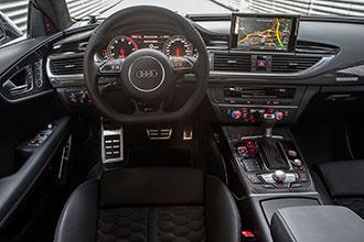 Audi RS 7 Sportback: грозный суперкар для мамы и бабушки