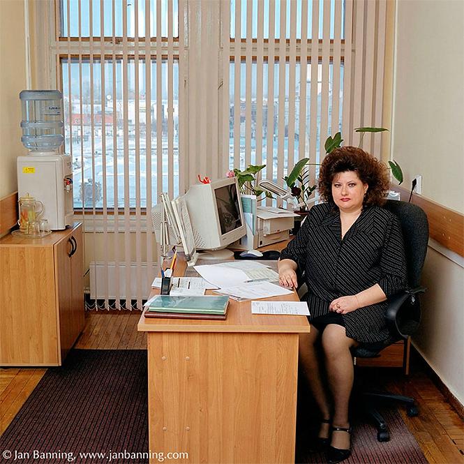 Фото №21 - Как выглядят кабинеты чиновников и служащих в разных странах