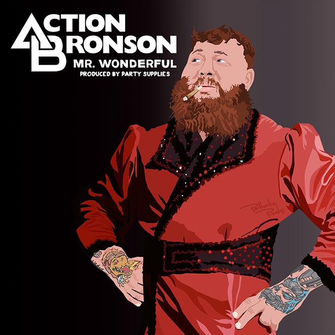 Action Bronson, Mr. Wonderful
