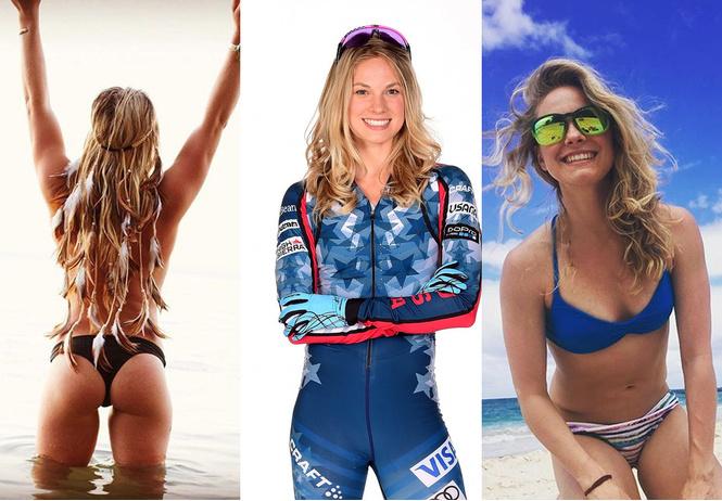самые красивые соперницы наших спортсменок олимпиаде-2018
