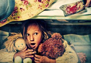 Как объяснить ребенку, что в его комнате нет монстров