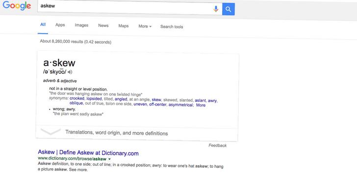 Фото №3 - 10 скрытых возможностей поиска Google, о которых ты, скорее всего, не знал
