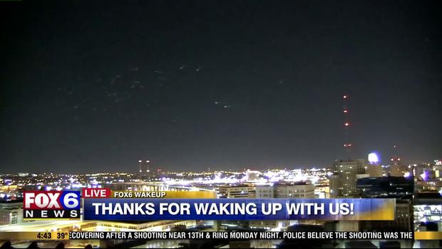 Фото №1 - В эфире американского телеканала показали НЛО под идиотскую музыку (ВИДЕО)